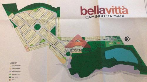 Terreno À Venda, 360 M² Por R$ 143.000,00 - Vila São João - Caçapava/sp - Te0667