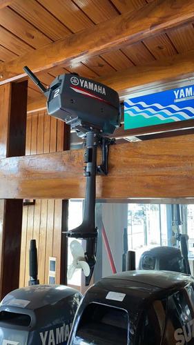 Motor Yamaha Fuera De Borda 2 Hp 2t .  Ohs. Factura Garantia