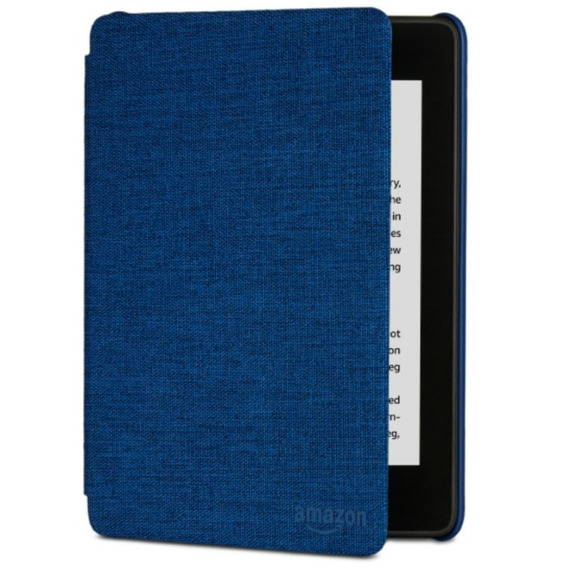 Capa Amazon Para Novo Kindle Paperwhite Azul A Prova D Agua