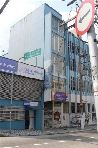 Prédio Comercial Centro Santo André - 11,00 M2 - Pr0013