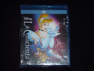 Blu Ray La Cenicienta (oferta) C/ Detalle