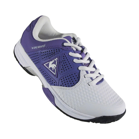 Zapatillas Le Coq Sportif Ronnie Lady Violet/white