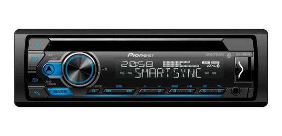 Estéreo para auto Pioneer DEH S4150BT