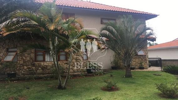 Linda Casa De 5 Dormitórios Localizado No Condomínio Portal Da Colina, Com 3 Dormitórios Com Sacada, 2 Suítes. Lazer Com Piscina, Churrasqueira, Forno De Pizza, Sauna, Jogos. Condo - Cc00587 - 334885