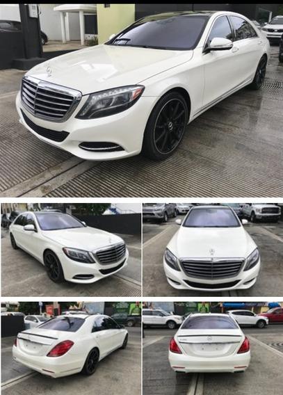 Mercedes-benz Clase S Europea