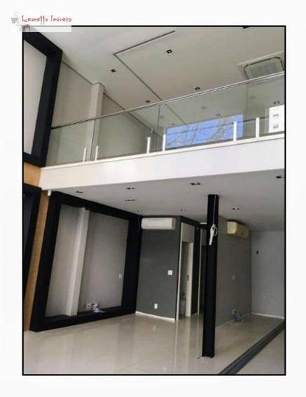 Loja Para Alugar, 155 M² Por R$ 9.000,00/mês - Vila Gilda - Santo André/sp - Lo0006
