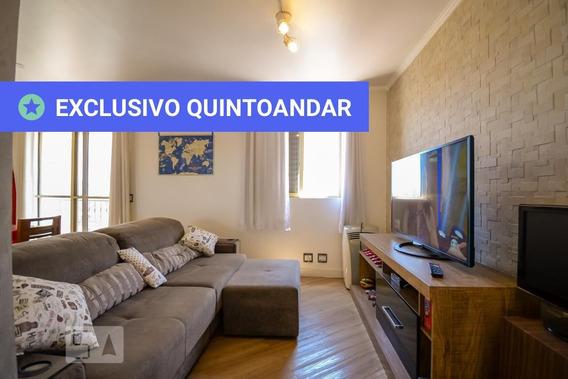 Apartamento No 15º Andar Com 1 Dormitório E 1 Garagem - Id: 892971226 - 271226