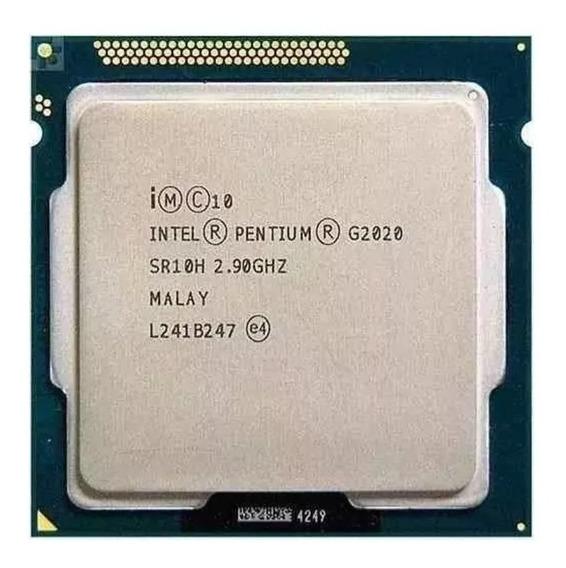 Cpu Processador Intel G2020 Soquete 1155 / 2,9 Ghz 3ª Geração