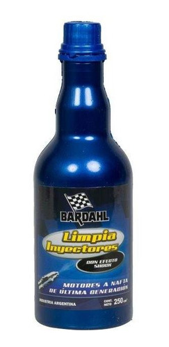 Bardahl Limpia Inyectores Nafta 250cc