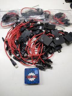 Box Celular E Software Para Conserto Placa
