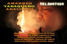 Lectura De Tarot Tabaquero Araucano