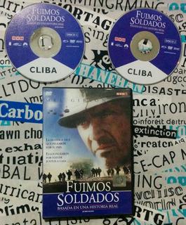 Fuimos Soldados - Dvd Doble - Nuevo - Original