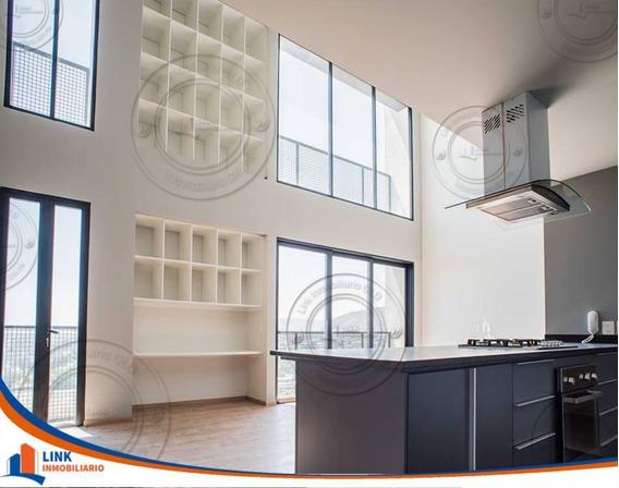Ultimos Disponibles Exclusivo Pent House De Doble Altura, Vistas Increíbles.