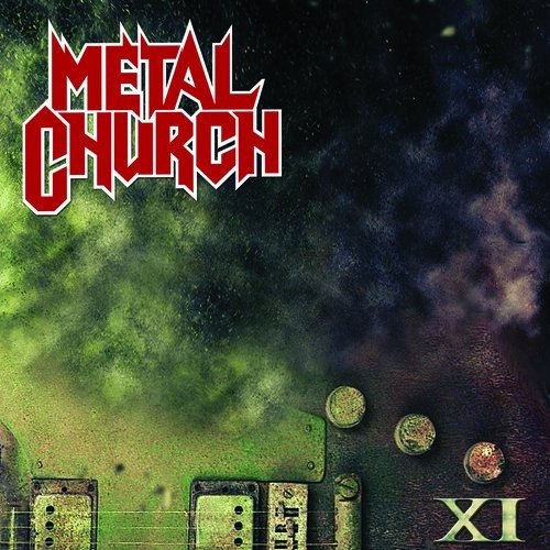 Cd : Metal Church - Xi (cd)