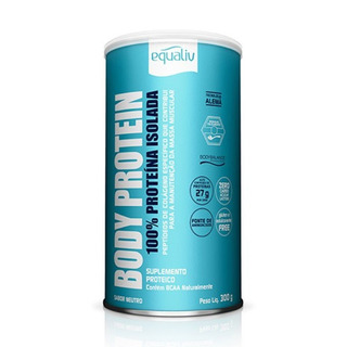 Equaliv Body Protein 450g (combo 3 Latas)