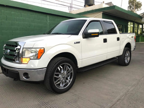 Ford Lobo 4.6 Xlt Cabina Doble 4x4 Mt 2009