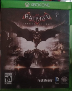 Batman Arkham Knight, Xbox One, Usado En Buen Estado