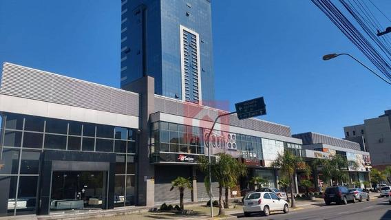 Sala Para Alugar, 35 M² Por R$ 1.500,00/mês - Rio Branco - Caxias Do Sul/rs - Sa0041