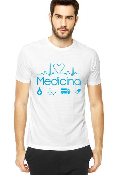 Kit Camiseta+caneca Medicina