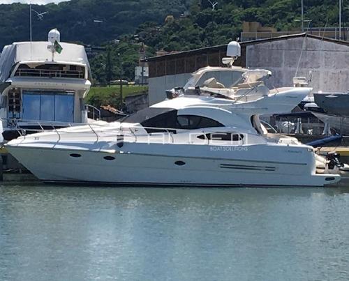 Lancha - Intermarine 380 - 2005 - Diesel 370 Hp