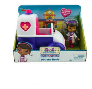 Doctora Juguetes Y Rosie La Ambulancia Disney Junior