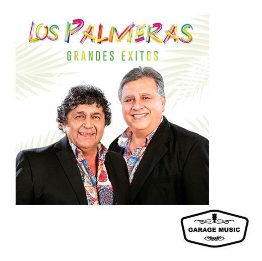 Vinilo Los Palmeras - Grandes Exitos - Ya Musica