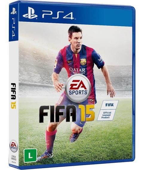 Fifa 15 Playstation 4 Novo