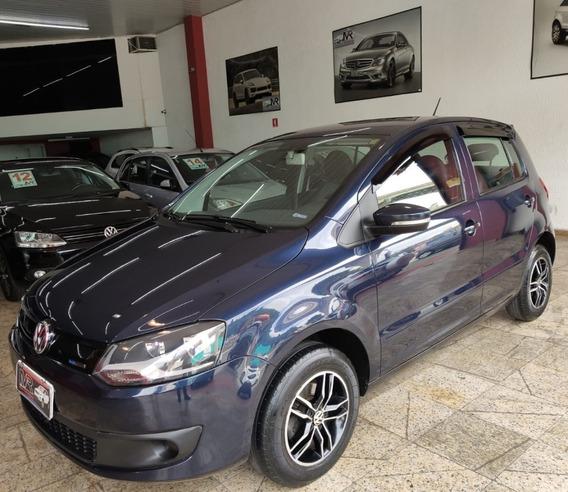 Volkswagen Fox 1.6 Bluemotion 2013 Completo Único Dono