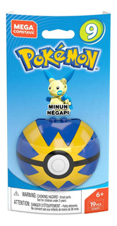 Pokemon - Mega Construx - Minun