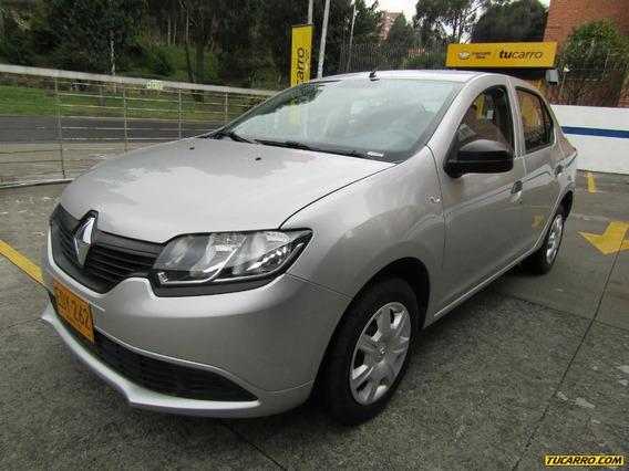 Renault Logan Autentique Life Mt 1600 Aa
