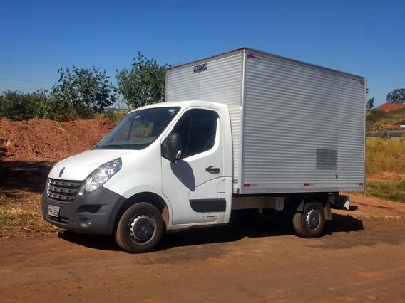 Renault Master Baú 2015 Muito Novo