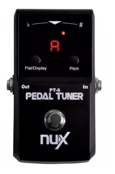 Pedal Afinador Nux Pt-6