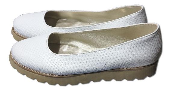 Zapatos De Mujer Chatitas Balerinas Nuevas Talles Grandes 18