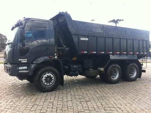 Ford Cargo 2629 - Caçamba
