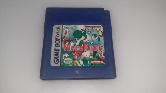 Were Back Game Boy Original