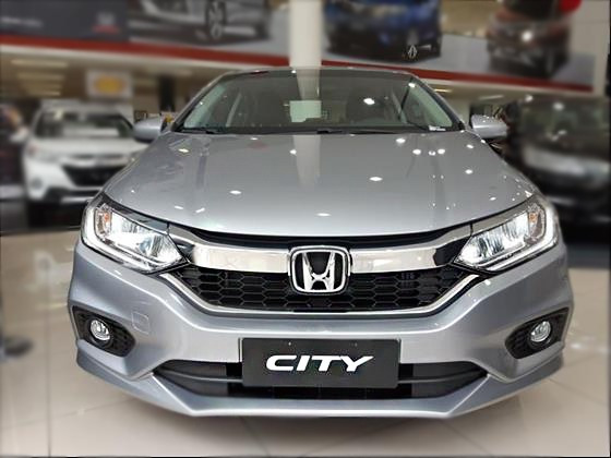 Honda City 1.5 Exl Flex Aut. 4p 2019