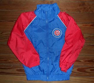 Campera Americana Chicago Cubs