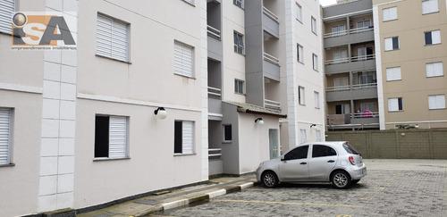 Apartamento Em Jundiapeba - Mogi Das Cruzes, Sp - 2741