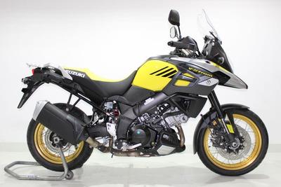 Suzuki V Strom 1000 Xt Abs 2019 Amarelo