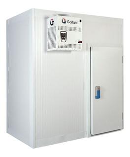 Câmara Fria Gallant Cmr1 Resfriado Premium Com Plug-in 220v