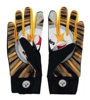 Guantes Frio Original Nike Nfl Acereros Steelers Pittsburgh