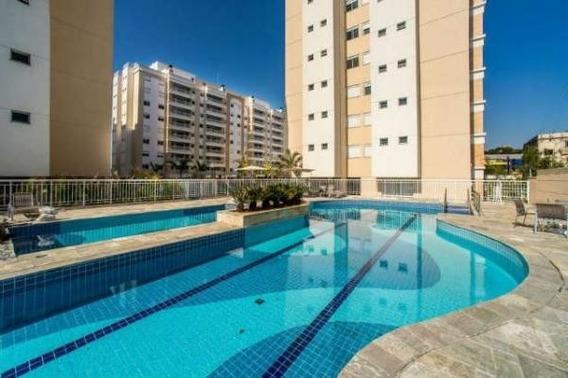 Apartamento Zona Sul 111m2 - Condomínio Clube Perto Do Metrô