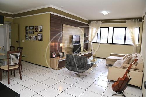 Apartamento Com 3 Dormitórios À Venda, 146 M² Por R$ 380.000,00 - Papicu - Fortaleza/ce - Ap2280