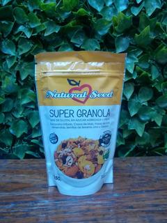 Super Granola 250grs - Natural Seed