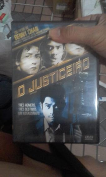 Dvd O Justiceiro (filme Asiatico)