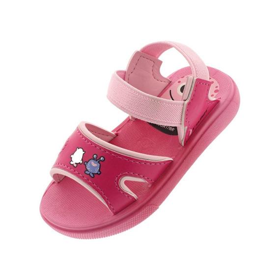 Sandalias Rider Basic Baby Rosa/rosa