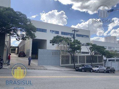 Comercial Para Aluguel, 0 Dormitórios, Taboão Da Serra - Taboão Da Serra - 6883