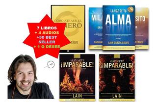 La Voz De Tu Alma Lain Garcia Dig Pack 7libros+audios+50