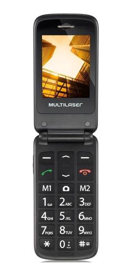 Celular Multilaser Flip Vita, Câmera, Rádio, Mp3, Lanterna