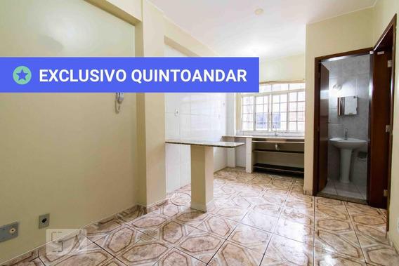 Apartamento No 1º Andar Com 1 Dormitório - Id: 892950464 - 250464